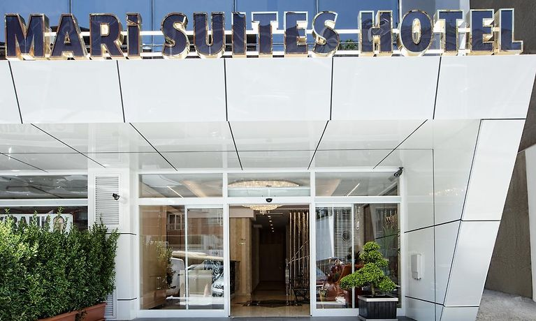 Mari Suites Hotel Istanbul | 5-Star Accommodation in Taksim